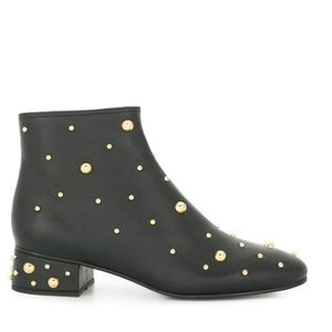 See by Chloe Jarvis Studded Bootie